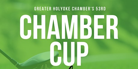 53rd Chamber Cup Golf Tournament tickets