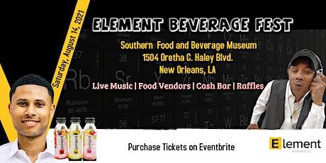 Element Beverage Festival tickets