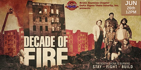 Decade of Fire: Film Screening & Discussion tickets