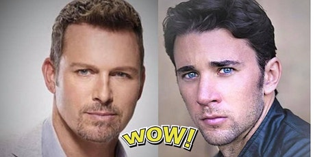 Days Of Our Lives Q&A  Zoom Fan Event with Billy Flynn & Eric Martsolf tickets