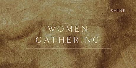 "Women's gathering ""SHINE"" tickets"