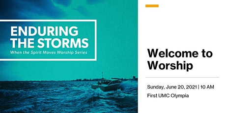 In-person Worship: June 20, 2021 tickets