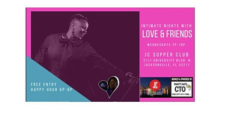 Love & Friends - with LoveReigns tickets