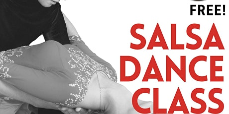 Salsa Dance Class FREE tickets