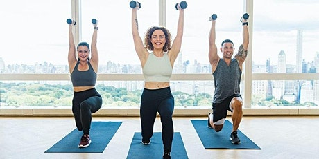 Outdoor Fitness: bande Barre Class at Manhattan West tickets
