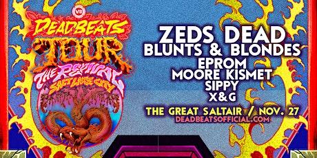Deadbeats Tour: The Revival tickets