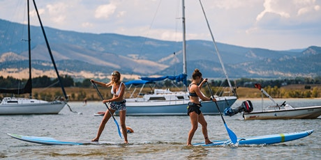 Beginner SUP Lessons -Union tickets