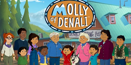 ideaKids Online: Virtual Viewing Featuring Molly of Denali tickets