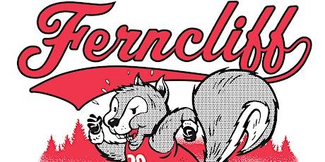Scorchin' Squirrel Lodging 8/13/21 tickets