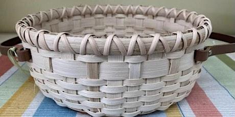 Basket Weaving  Class tickets