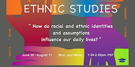 Ethnic Studies tickets