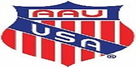 AAU District 2 Qualifier tickets