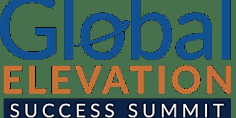 Global Elevation Success Summit Dallas tickets