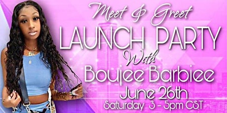 Meet & Greet/TLC Launch Party tickets