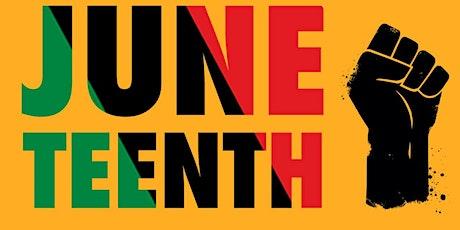 Junetheenth Freedom Celebration tickets