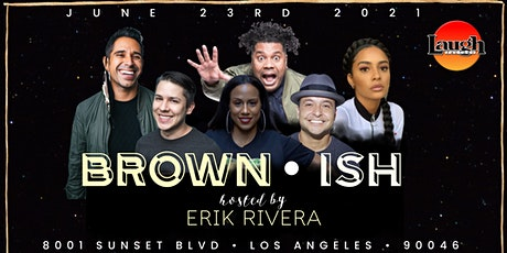 FREE VIP TICKETS - Hollywood Laugh Factory - 06/23 - Latino Night tickets