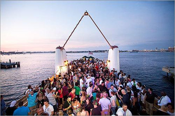 Seaport Summer Cruise Series: Best Floating Party in Boston image