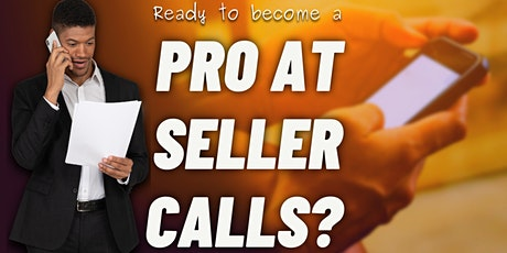 Real Estate Wholesaling Role-Playing Call (Virtual Event) tickets