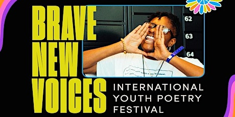Brave New Voices 2021 Virtual Festival Individual Registration tickets