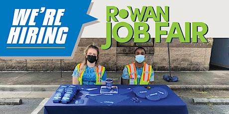 Rowan County Summer Job Fair tickets