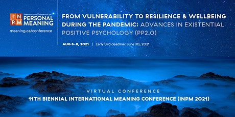 INPM's 11th Biennial International Meaning Conference tickets