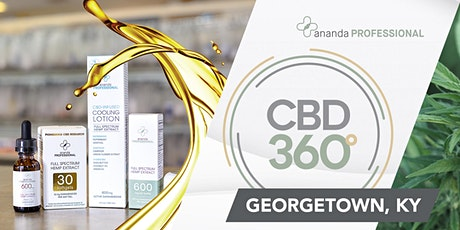 CBD360 - The Ultimate Hemp Education Event for Healthcare Professionals tickets