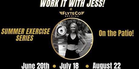 Work It With Jess Summer Exercise Series tickets