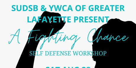A Fighting Chance Self Defense Workshop (Afternoon Session) tickets