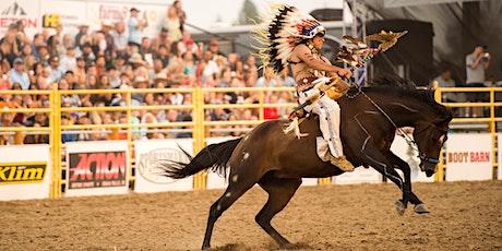 Idaho's Oldest Rodeo, the War Bonnet Round Up 2021 tickets