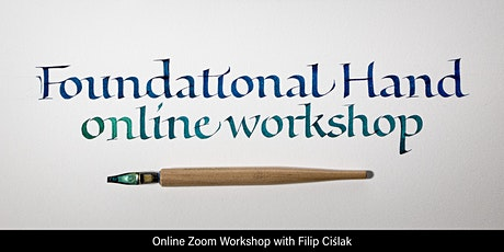 Foundational Calligraphy Workshop tickets