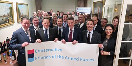 CF Armed Forces: Minister for Defence Procurement, Jeremy Quin MP tickets