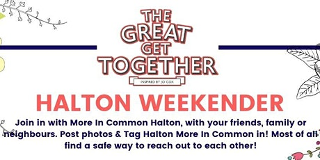 The Great Walk Together, Halton tickets