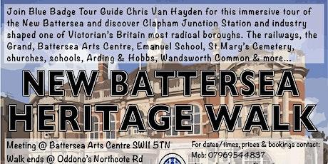 New Battersea Heritage Walk (Battersea Arts Centre to Northcote Road) tickets