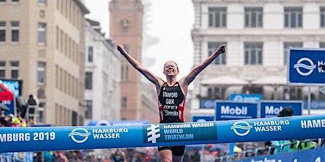 Hamburg Wasser World Triathlon 2021 Tickets