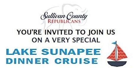 Lake Sunapee Dinner Cruise tickets