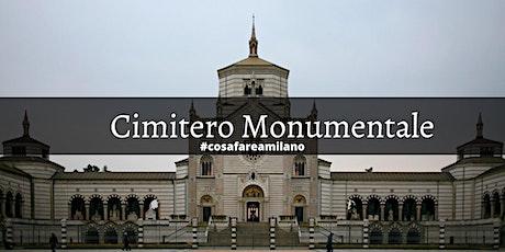 Visita guidata al Cimitero Monumentale - 15 Euro biglietti