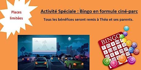 Activité Spéciale : Bingo en formule ciné-parc billets