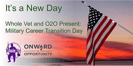 Whole Vet/O2O Military Career Transition Day at the American Legion tickets