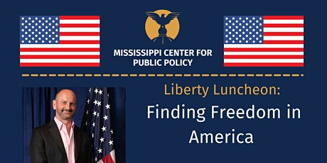 Liberty Luncheon: Finding Freedom in America tickets