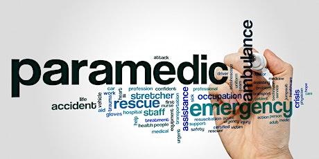 NREMT Paramedic Psychomotor Exam tickets