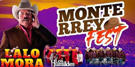 Monterrey Fest en Rio Bravo Arlingtob tickets