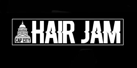 CapCity  Hair Jam tickets