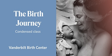 Birth Journey Childbirth + Early Parenting 1-Weekend Class 7/17 + 7/18 tickets