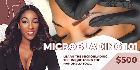 Chicago Microblading  101 | September 26 | 11 AM - 5 PM tickets