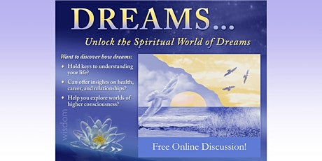 Unlock the Spiritual World of Dreams tickets