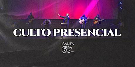CULTOS PRESENCIAIS IBC tickets