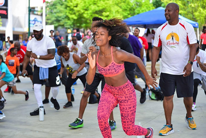 """Free - 8th Annual """"Fit Fathers Day"""" Celebration: Hybrid Edition image"""