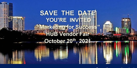 8th Annual  Texas Dept. of Motor Vehicles Marketing for Success  HUB Expo tickets