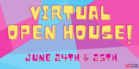 Virtual Open House biglietti