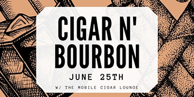 Cigar and Bourbon Night